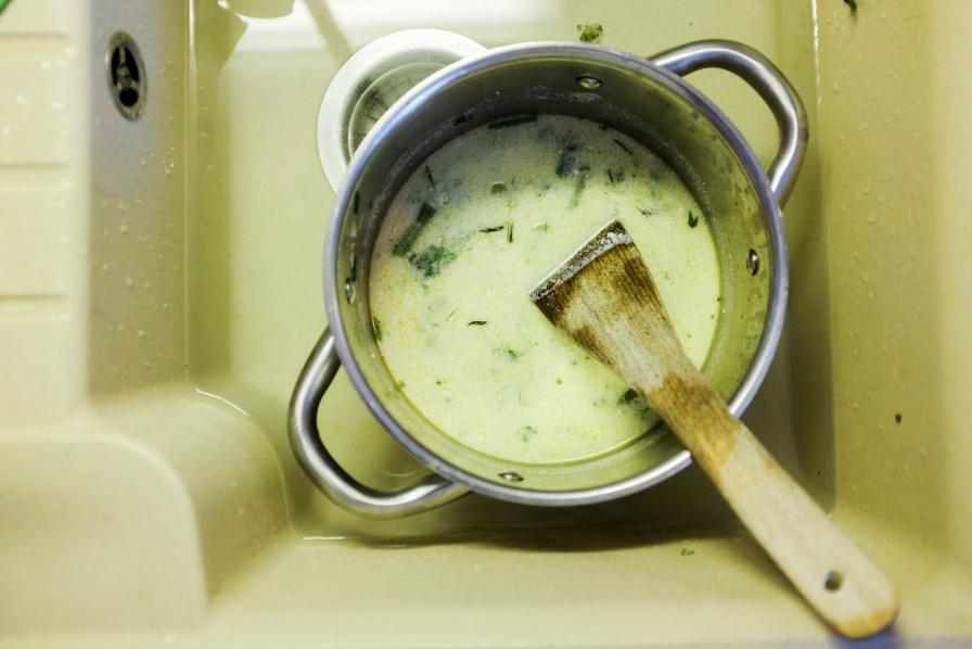 habart zöldbableves